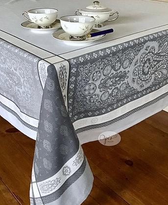Vaucluse Jacquard Tablecloth - $79-159