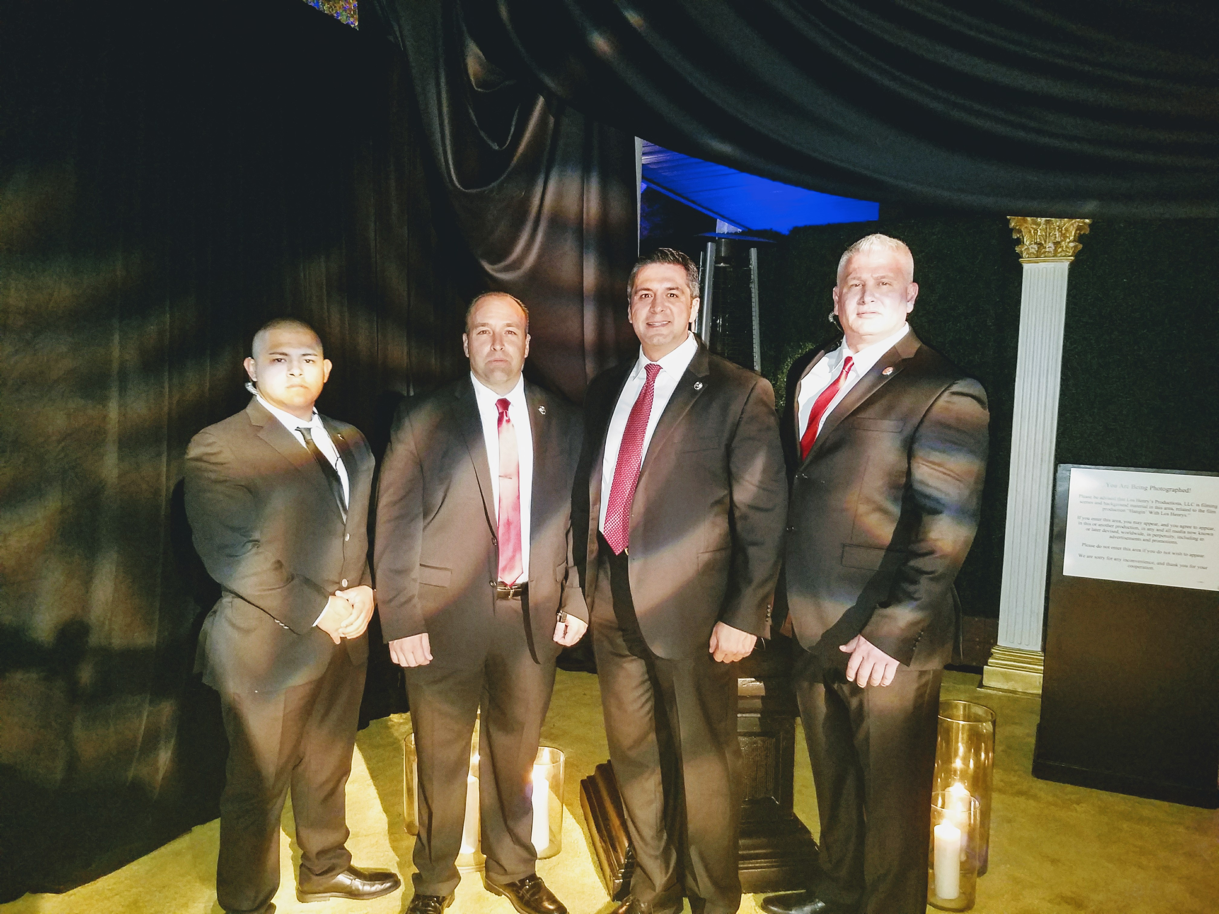 C & F SECURITY/LEVEL ONE PROTECTION