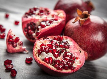 The humble pomegranate