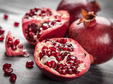 The humble pomegranate