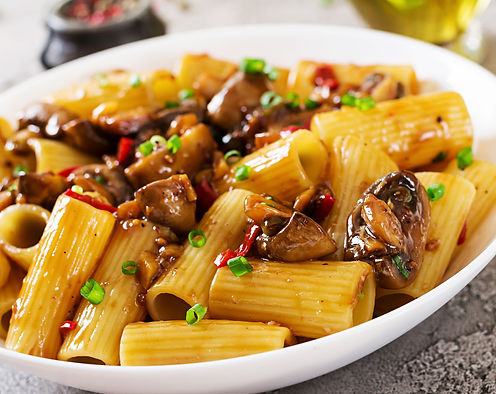 pasta%20rigatoni%20with%20miso%20chilli%