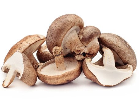 Mushrooms - are so much more than just a squeaky,  slimy vegetable!