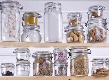 My kitchen survival kit