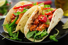 Spicy chicken and tomato tacos.jpeg