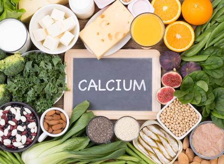 Bone up on calcium!
