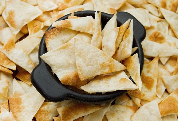 Homemade tortilla crisps.jpeg