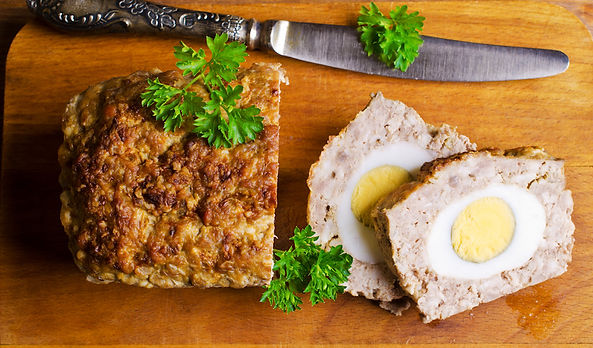 Meatloaf stuffed with eggs.jpeg