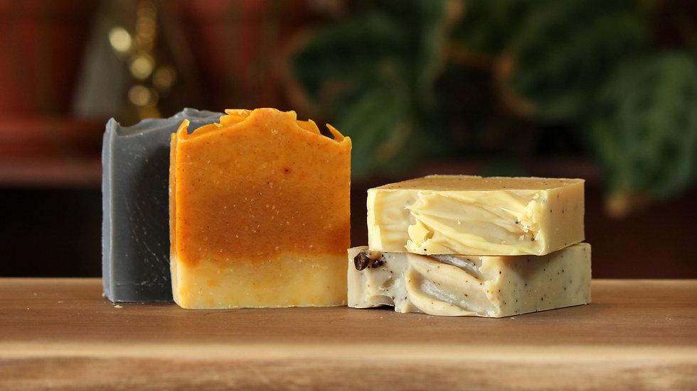 Random 4-Pack of  Soap