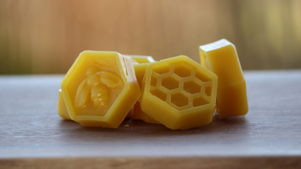 Unscented Beeswax Melts