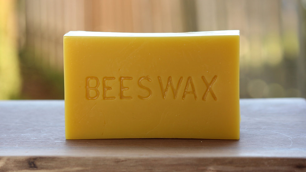 1 lb. Beeswax Block