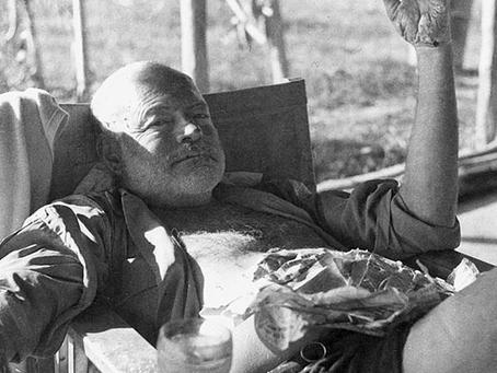 Hai mal di testa? Leggi Hemingway!