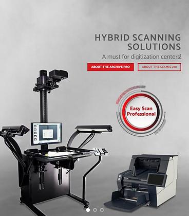Hybrid Scanning Systems