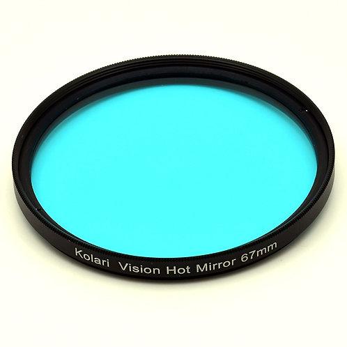 67mm Hot Mirror Filter