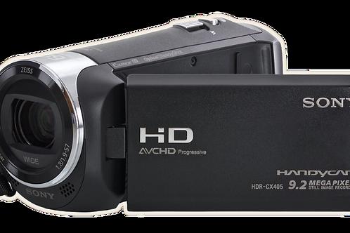 FULL SPECTRUM MODIFIED Sony Handycam
