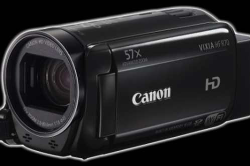 RES FS CANON HF R800