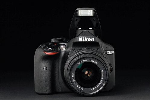 FS NIKON D3300
