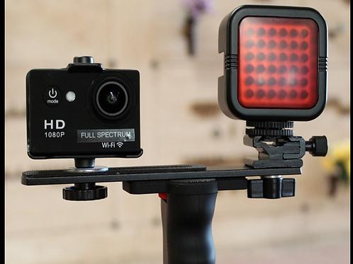 Compact Camcorder & IR Light Set