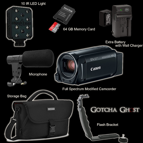 BUNDLE Canon VIXIA R800 Full Spectrum