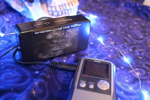 Raudive Germanium Diode Receiver EVP Microphone