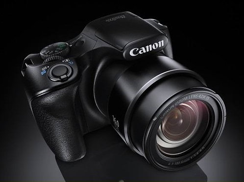 CANON SX540 FS Modified