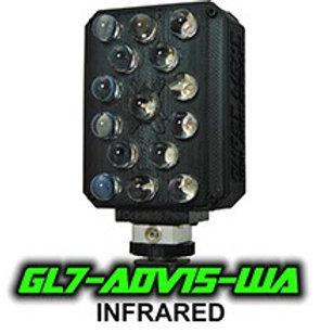 IR Wide Angle 15 Watts GL7-ADV15-WA-IR