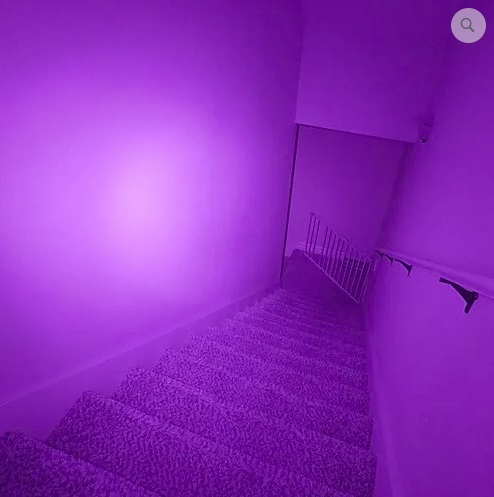 STAIRS w/IR Light