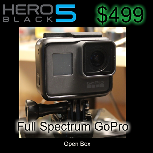 SPECIAL GoPro Hero 5 FS Mod
