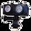 Thumbnail: Full Spectrum Ghost Light for GoPro/POV Cam