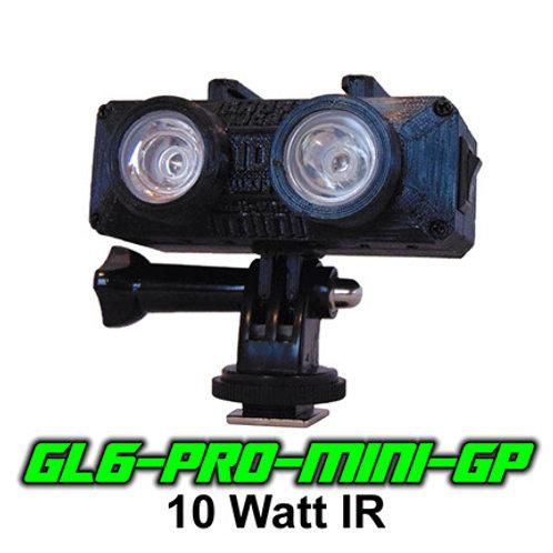 Infrared (IR) GL6-PRO-MINI-GP - 10 Watt IR