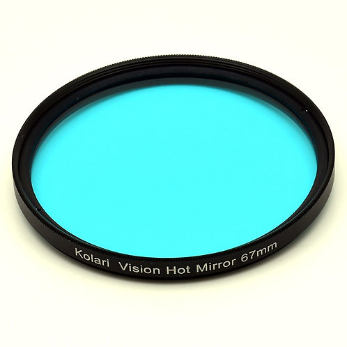 43mm HOT MIRROR Filter