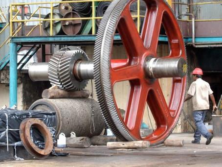 CNI: indústria teve retomada moderada em março