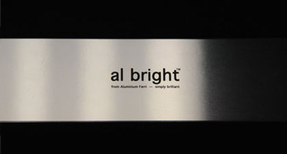 al*bright aluminium ultra brillant