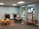 Kiddie Clubhouse Preschool Room