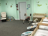 Kiddie Clubhouse Infant Room