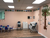 Kiddie Clubhouse Toddler Room