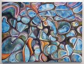 Composition bleu