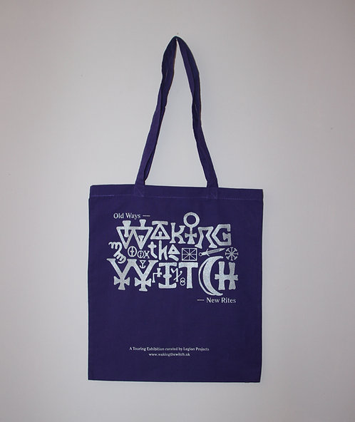 Waking the Witch Tote Bag