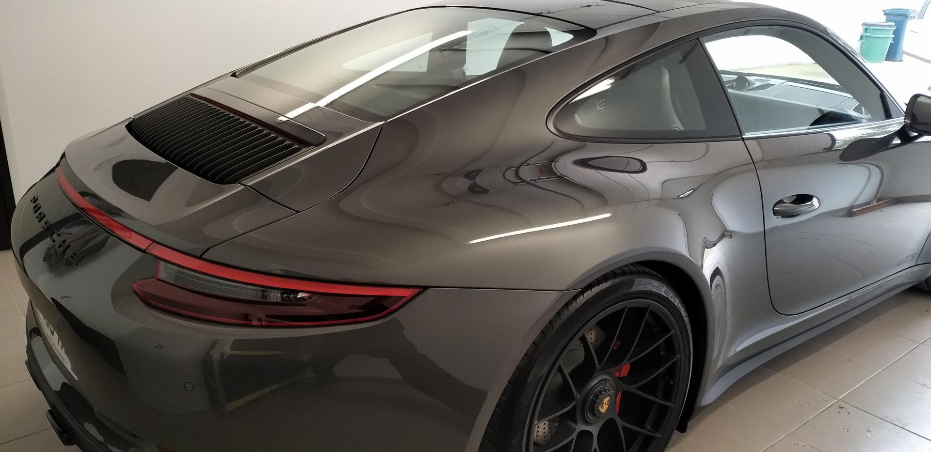 Porsche 991GTS