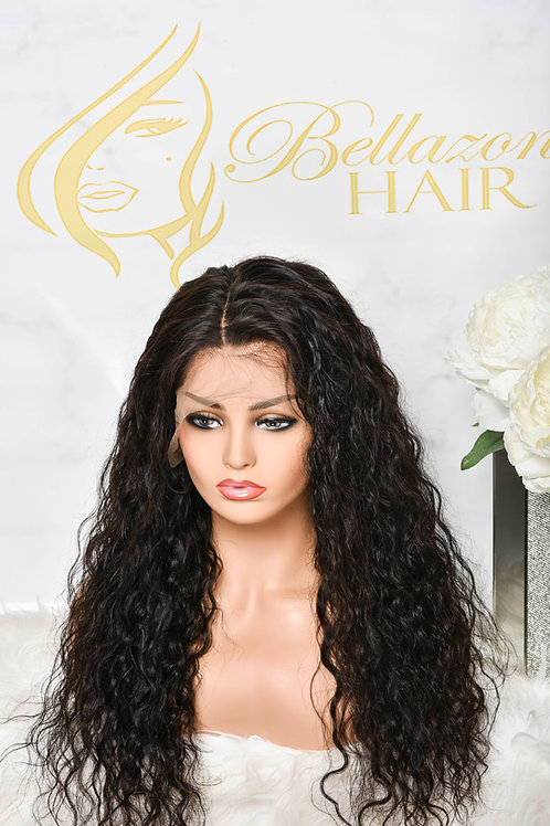 Loose Coil Curl Wig