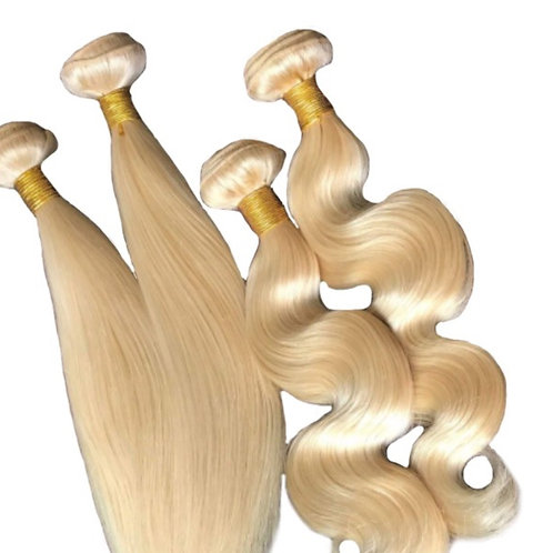 Blonde 360 Frontals and Wefts – Bundle Deal