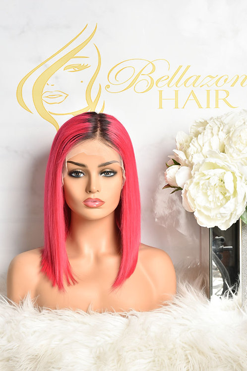 Wow Diva Wig With Shadow Roots