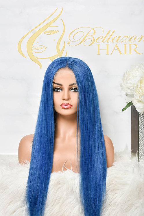 True Blue Wig