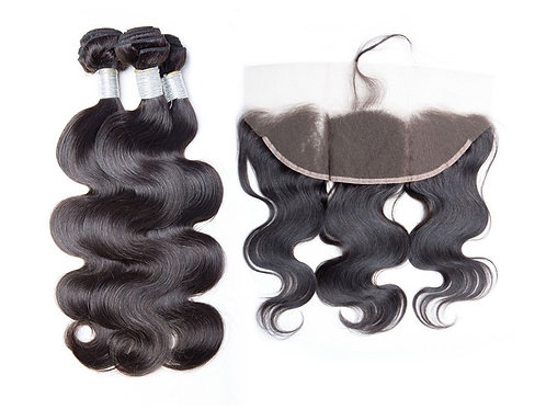 Platinum Frontals and Wefts – Bundle Deal