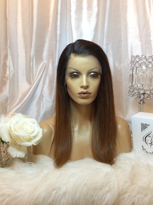 Copper Ombré Wigs