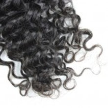 Gold Coil Curl Weft