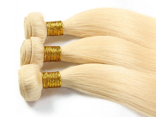 Blonde Frontals and Wefts – Bundle Deal