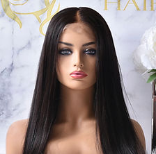 Virgin lace Wigs
