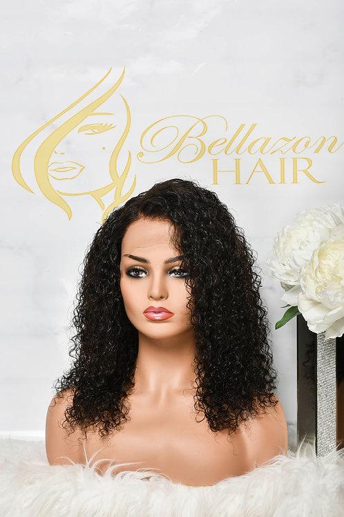 Kinky Coil Curl Wigs