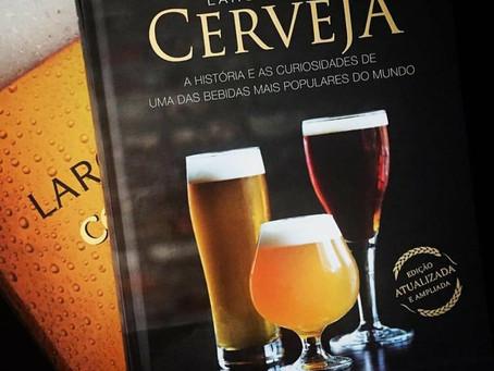 Larousse da Cerveja, livro obrigatório para qualquer cervejeiro