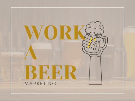 Work a Beer oferece marketing especializado para cerveja